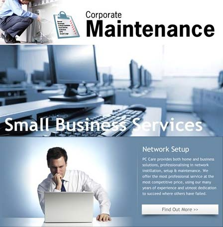 small business IT services